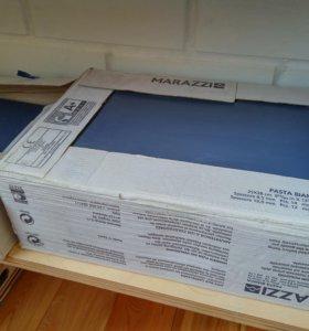 """Настенная плитка Marazzi (Испания),""""Minimal"""",синяя"""