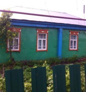 Дом, 43.2 м²