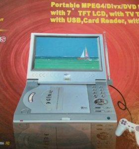 Dvd проигрыватель Orbit 768s
