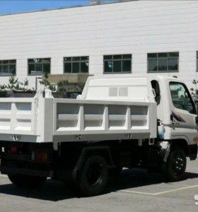 Доставка грузов самосвал до 6 тонн.