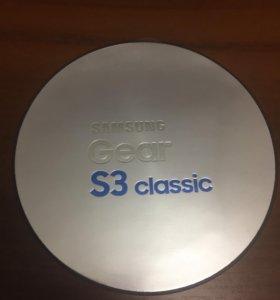 Часы Gear S3 classic