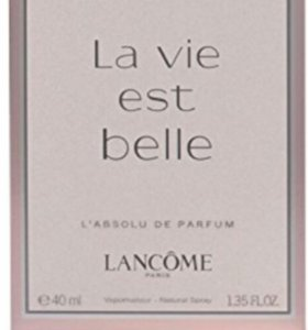 Тестер La vie est belle l'absolu de parfum 40ml