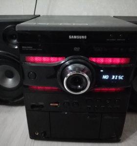 Музыкальный DVD центр Samsung