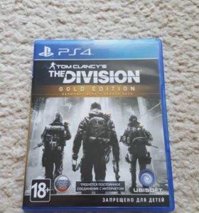 Игра на PS4,Tom Clancy's The Division