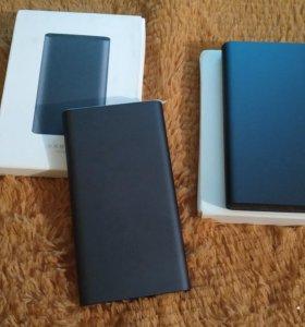 Новые Xiaomi Power Bank 2 10000mAh