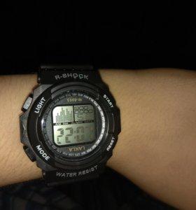 Часы R- shock