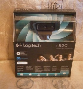Web-камера Logitech C920 HD Pro.Новая
