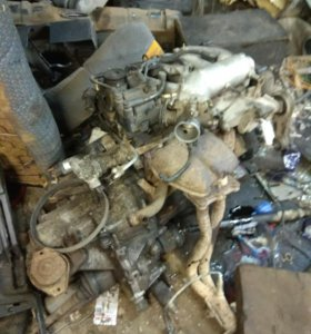 Двигатель ваз 2112 1.5 16v