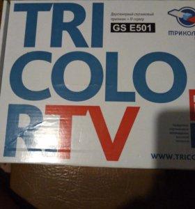 Спутниковое телевидение Триколор ТВ