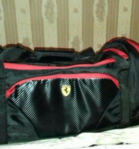 сумка спортивная.
