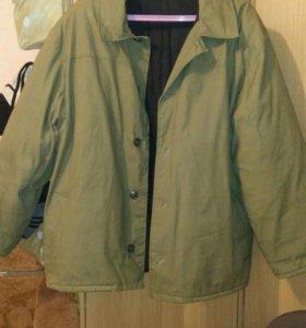 Куртка- телогрейка