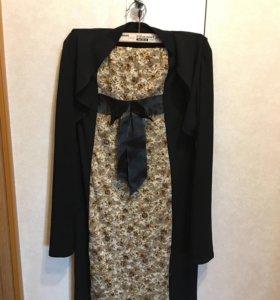 Вечернее платье на 44 размер