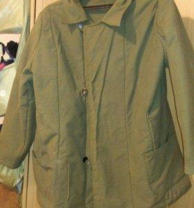 Куртка телогрейка