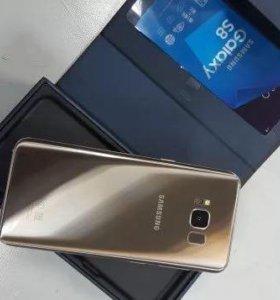 Samsung S8 Gold
