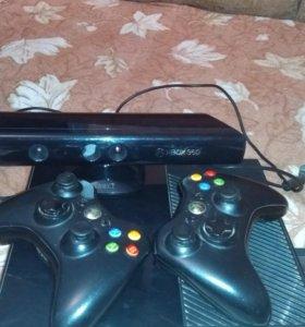 Продам игровую консоль xbox 360