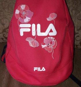 Рюкзак от  FILA для детей 7-14 лет