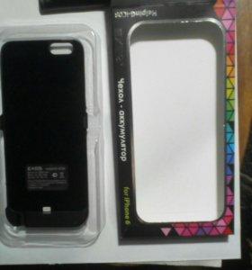 Чехол-аккумулятор для айфон 6