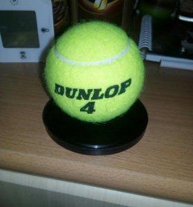 Теннисные мячи Dunlop.