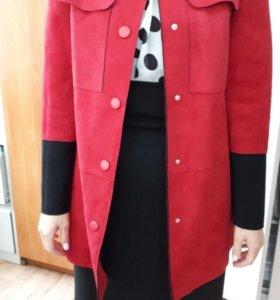 Пиджак-кардиган новый 42 размер