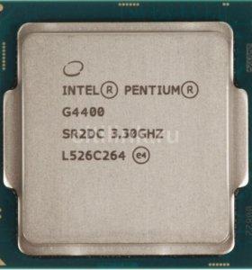 Intel pentium g 4400