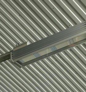 Уличный светодиодный светильник (гарантия 4 года)