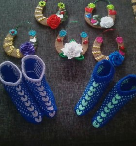 Подковы и носки