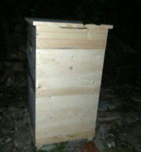 Ульи для пчел.