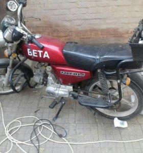 Мопед beta