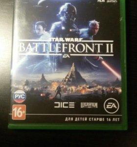 STAR WARS BATTLEFRONT2 (игра для Xbox one)