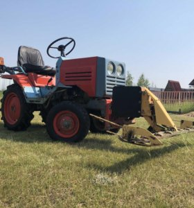 Продаю мини трактор кмз012