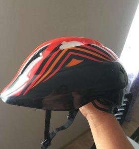 Защитный детский шлем для роликов