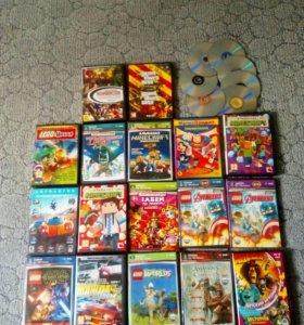 Игровые диски для п.к