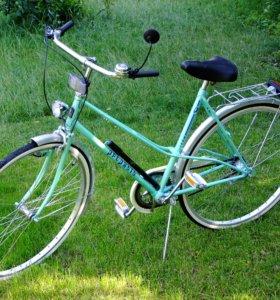 Велосипед немецкий оригинал prophete