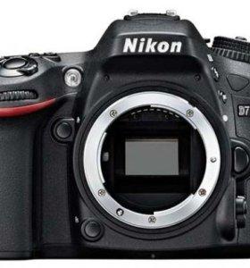 Продам фотоопарат Nikon d7100