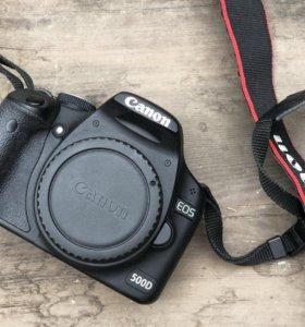 Фотоаппарат Canon 500d body