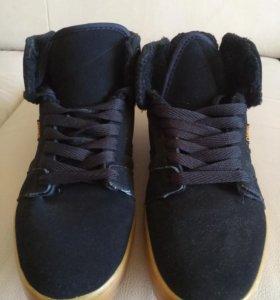 Ботинки стильные