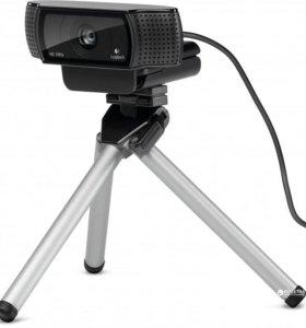Вебкамера Logitech Webcam HD Pro C922