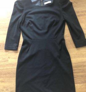 Платье, р-р 42, трикотаж
