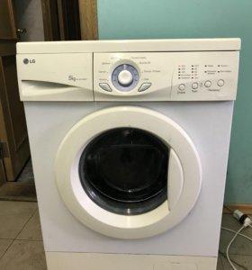 Продам стиральную машину LG 5кг.Доставка