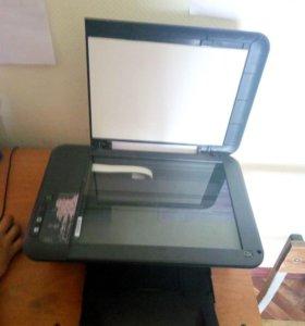 Принтер с катриджами