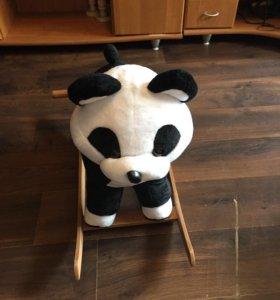 Качалка детская панда