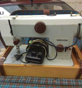 швейная машинка Чайка 134А