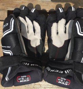 Хоккейные перчатки (краги) CCM quicklite 270 SR