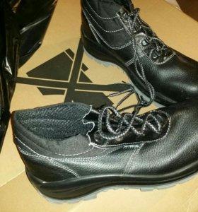 Ботинки мужские 42р