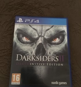 Darksiders 2:Death Initive Edition
