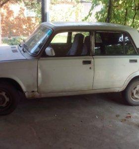 ВАЗ (Lada) 2107, 1992
