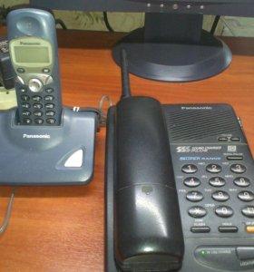 Panasonic kx-tcd650ru и kx-tc418bx