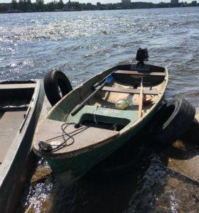 Лодка пэлла