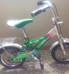 Велосипед детский 3-6 лет «Mustang»