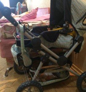детская коляска.(игрушечная)